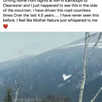 Mother Nature whispers